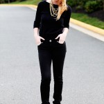 The Dark Side of Wearing a lot of Black