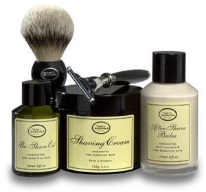 the art of shaving kit