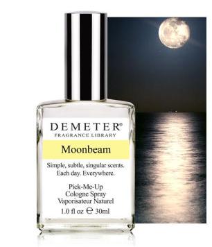 demeter fragrances moonbeam