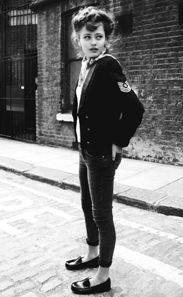 Teddy Girls 1950s London