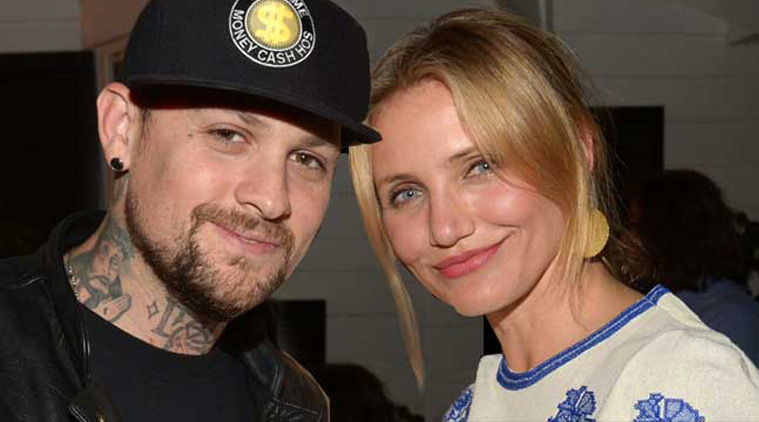 Cameron Diaz and Benji Madden couple