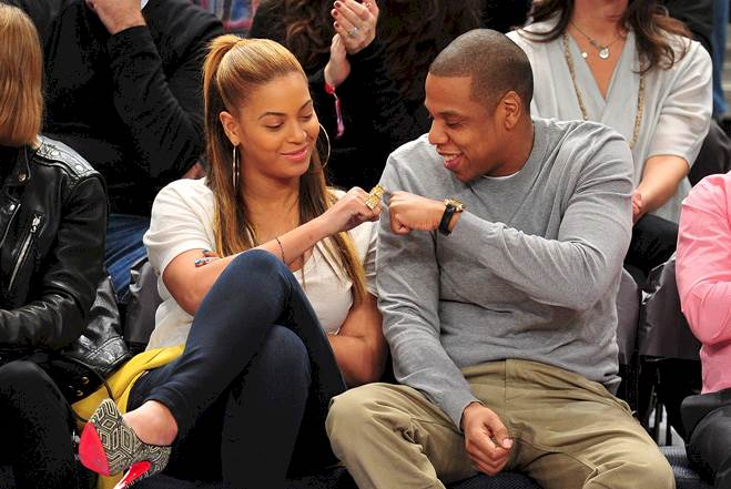Jay Z and Beyonce Power Couple